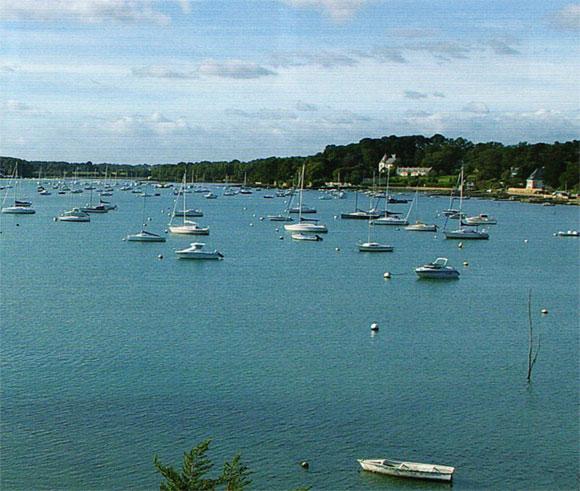 Arradon vacances Morbihan en Bretagne Sud