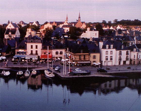 Auray vacances Morbihan en Bretagne Sud