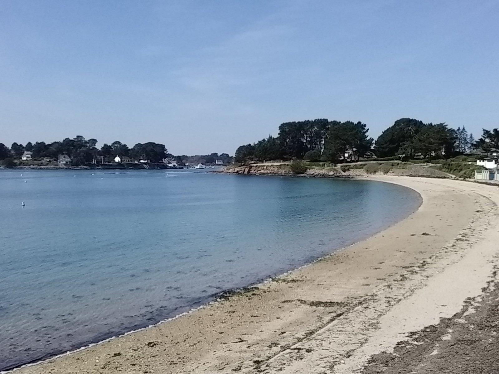 la plage et le golfe
