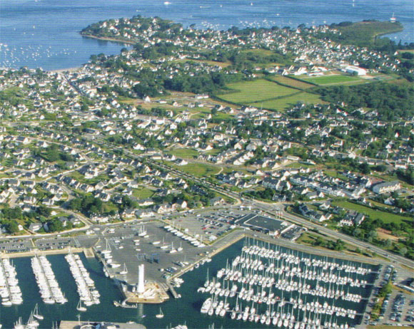 Arzon Port Navalo vacances Morbihan en Bretagne Sud