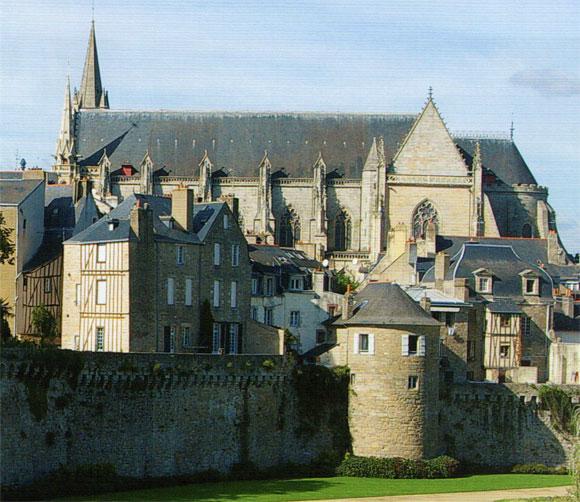 Vannes vacances Morbihan en Bretagne Sud