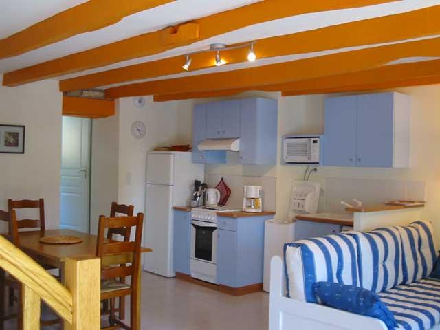 Location Les Goelands à Luscanen / Vannes dans le Morbihan